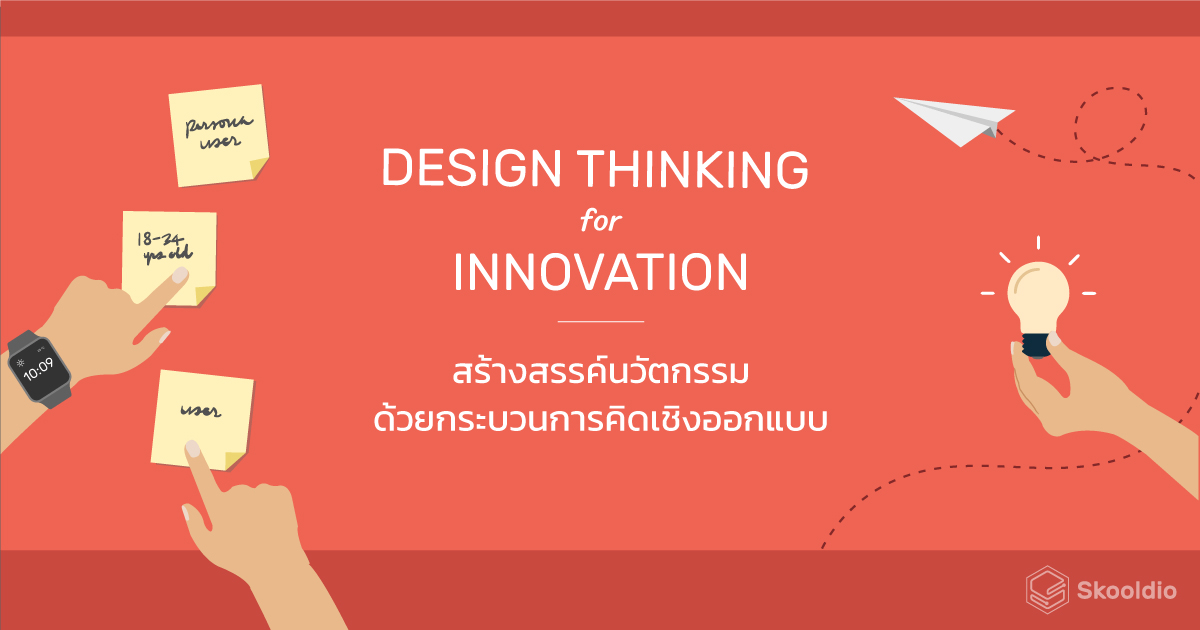 Design Thinkning for Innovation